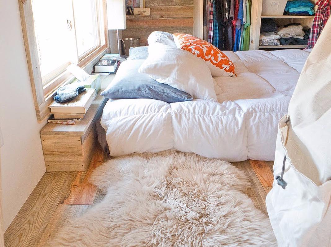 7 desain kamar tidur sederhana dan murah ala korea