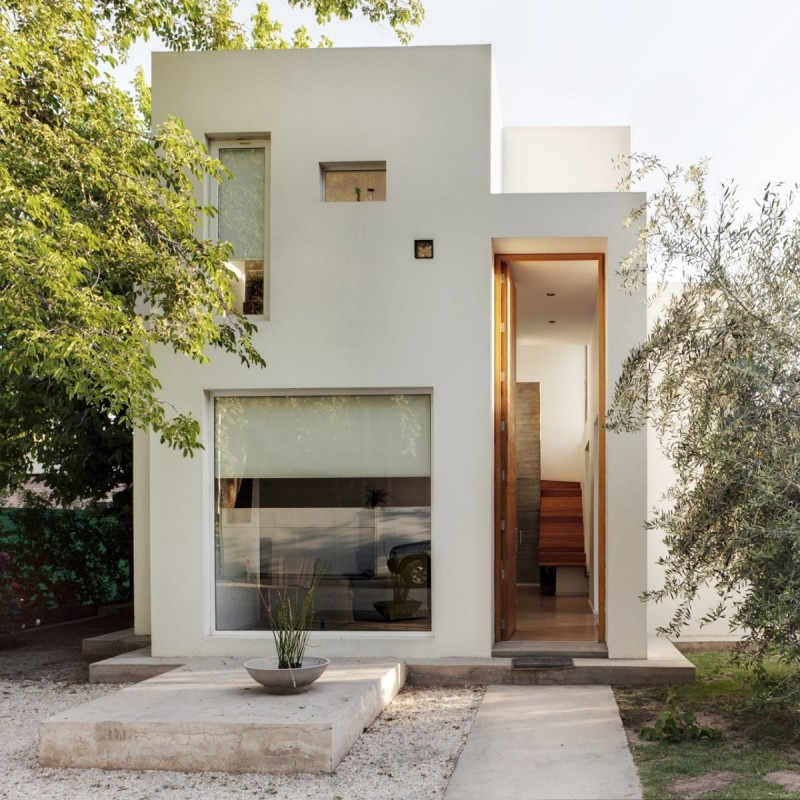 Desain Rumah Minimalis 2 Lantai 6x12