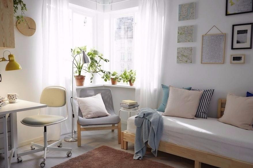 12 dekorasi rumah sederhana yang wajib kamu miliki. Black Bedroom Furniture Sets. Home Design Ideas