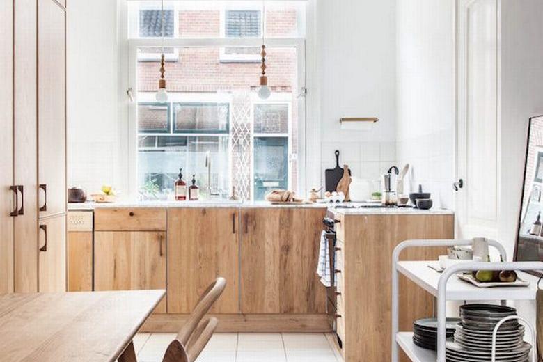 Kitchen Set Mini Kayu