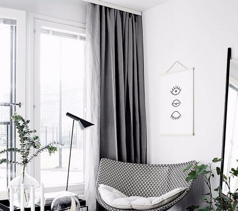 Tirai Rumah Sederhana Tapi Mewah