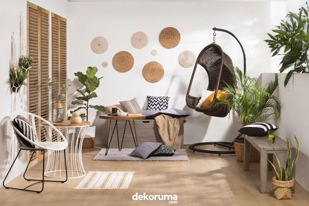dekorasi desain rumah modern