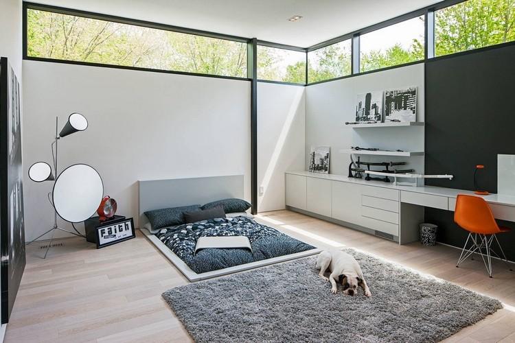 Desain kamar minimalis tanpa ranjang