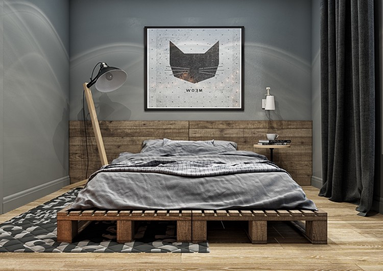 510 Koleksi Foto Desain Kamar Tidur Industrialis Terbaik Unduh Gratis