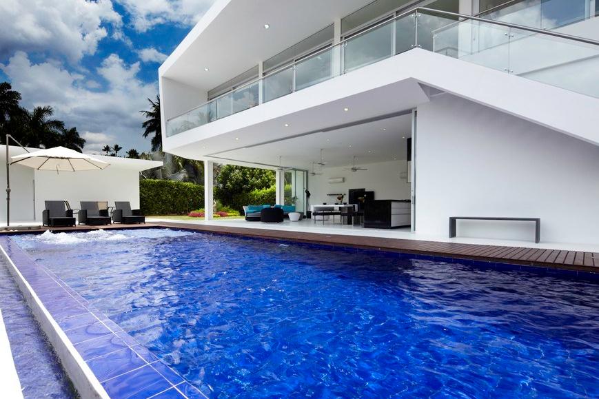 rumah tingkat minimalis gm house