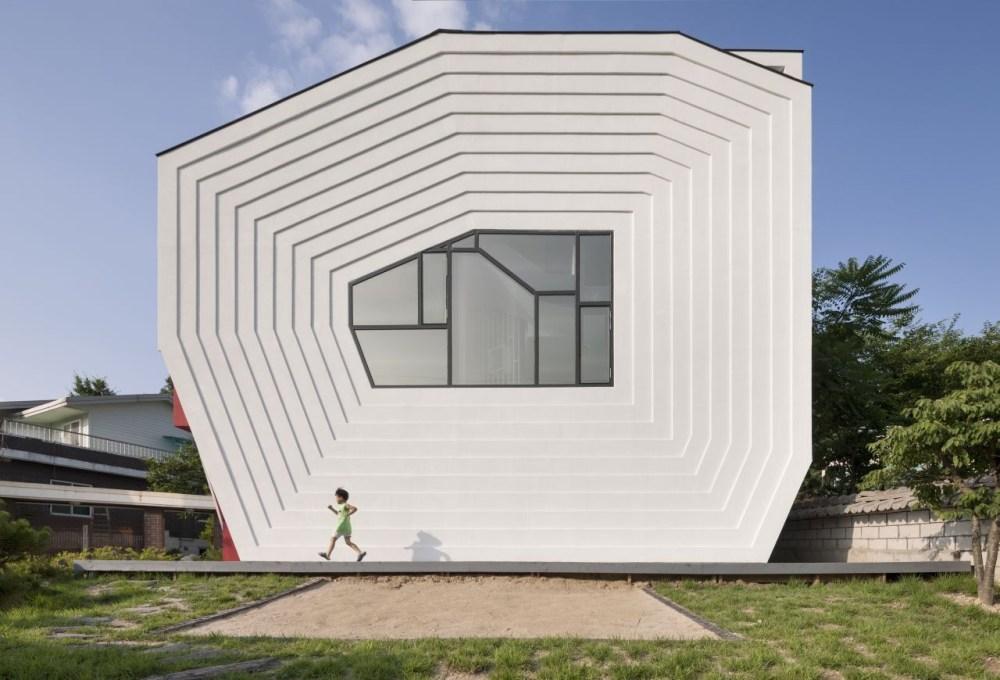 rumah tingkat minimalis conan play house