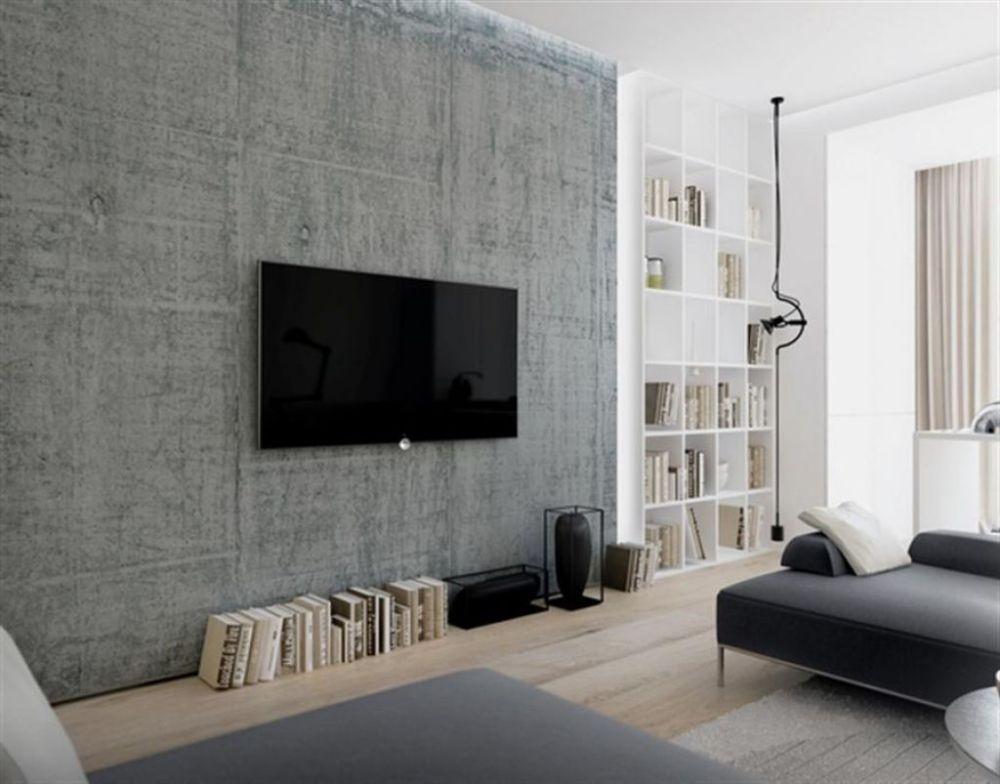 8 Trik Rahasia Mendekorasi Ruang Tv Minimalis