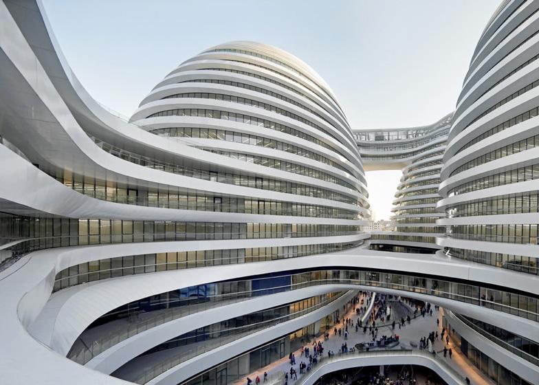 Arsitektur Futuristik