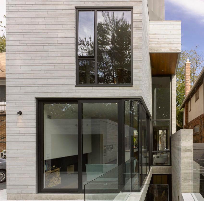 Desain Rumah 2 Lantai Moore Residence