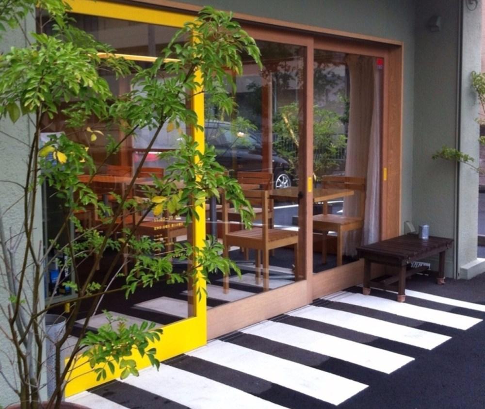 Interior Cafe Jalan