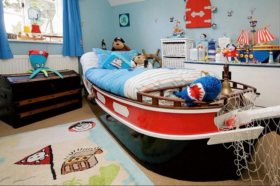 Kamar Anak Bajak Laut