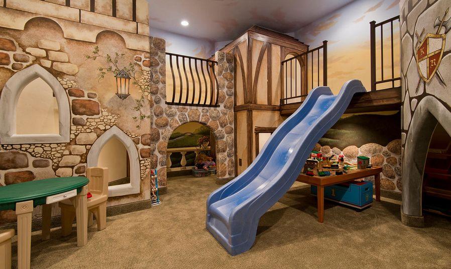 Kamar Anak Perosotan