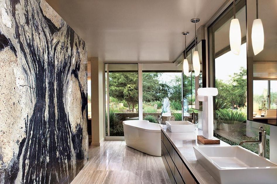 Pemasangan Lantai Granit