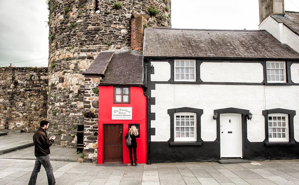 Rumah Terkecil Di dunia Quay House