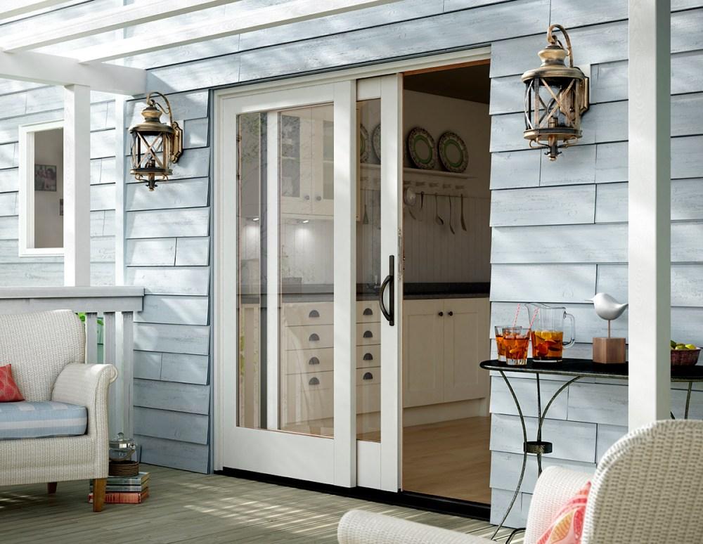 Rumah Tingkat Sliding Door