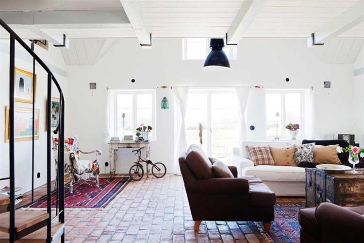 Rumah-Tingkat Vintage