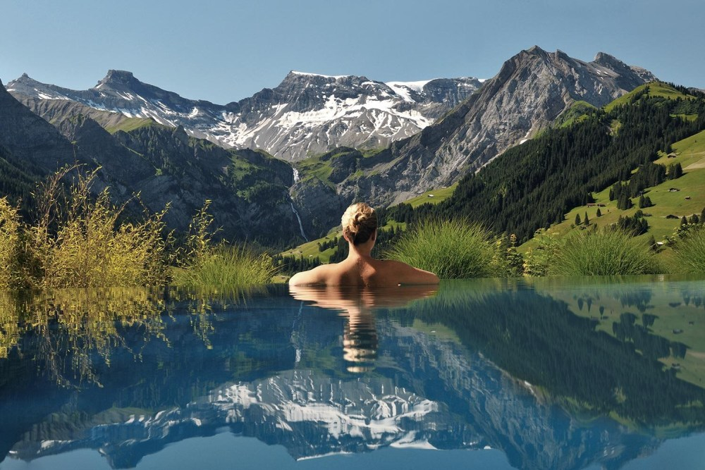 Kolam Renang The Cambrian Hotel Pool