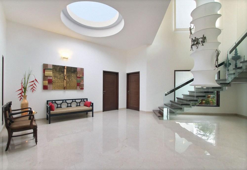 Warna Lantai Granit Ruang Tamu