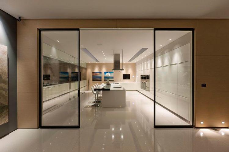 arsitektur rumah minimalis material