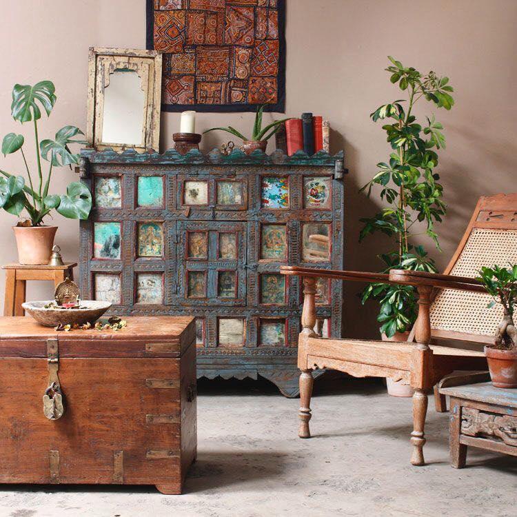 furnitur desain vintage