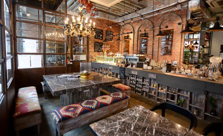 interior cafe coffee Academics