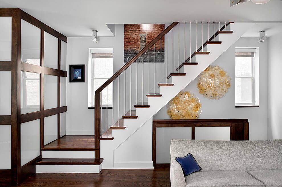 Tangga Rumah Mewah Klasik Modern