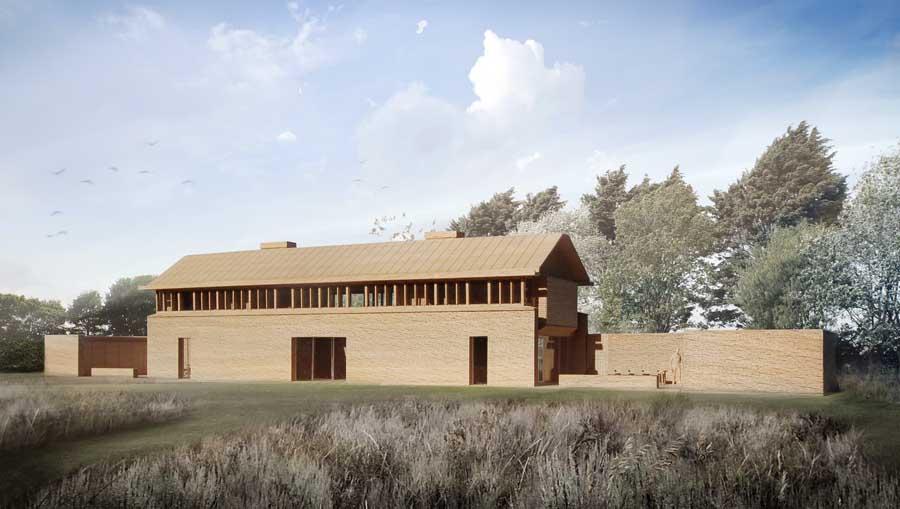 Arsitektur Kontemporer Long House