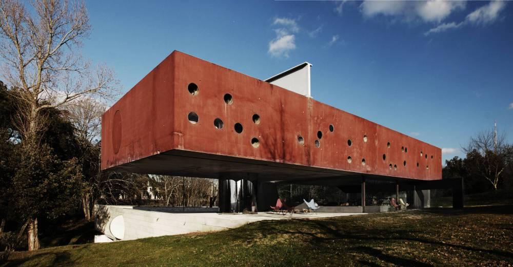 Arsitektur Moder Maison Bordeaux