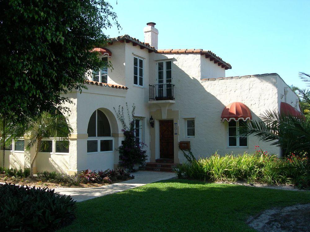 Arsitektur Rumah Mediterania Fred Aike House