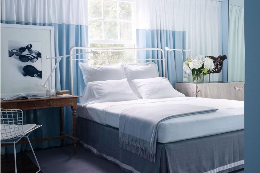 Warna Cat Rumah Minimalis Rona Biru