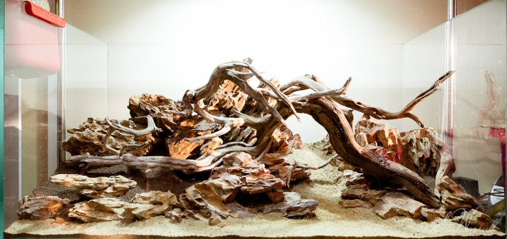 Hiasan Akuarium Ragam Driftwood