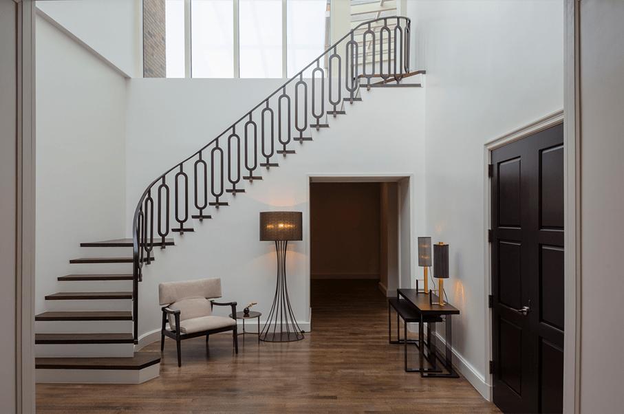 6 Desain Tangga Rumah Mewah Kece Buat Rumah Masa Depanmu!