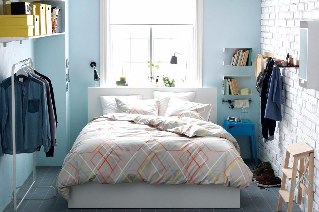 20 Desain Kamar Tidur Kecil dengan Ribuan Inspirasi untuk Ditiru