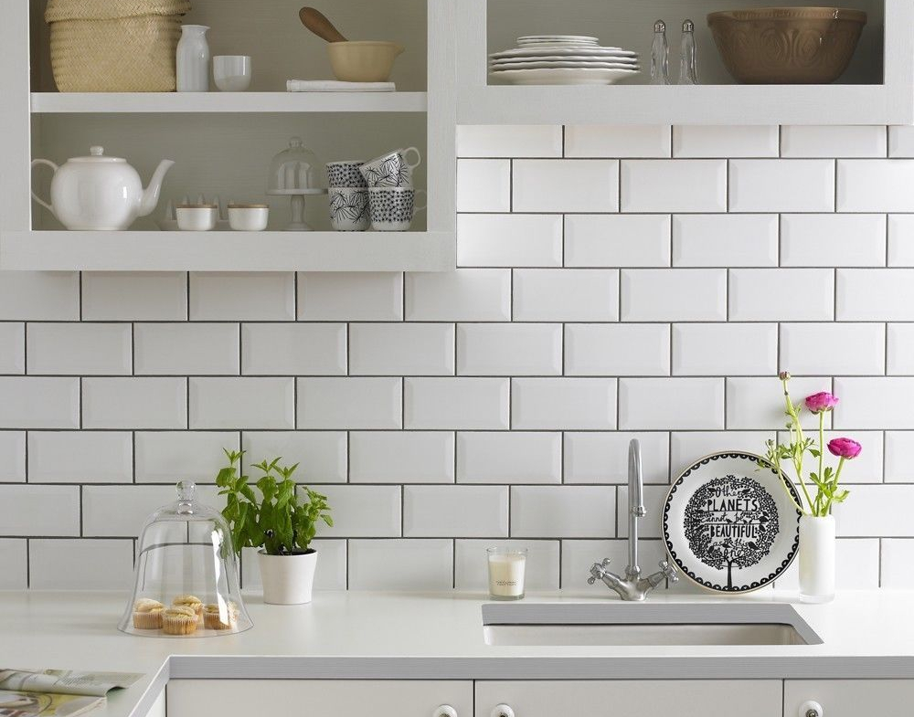 Ceramic Kitchen Walls Choosing Materialebay.co.uk