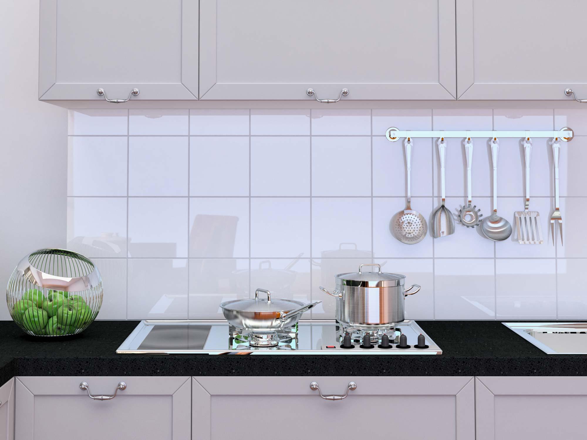 6 Tips Memilih Keramik Dinding Dapur Yang Pas Untukmu