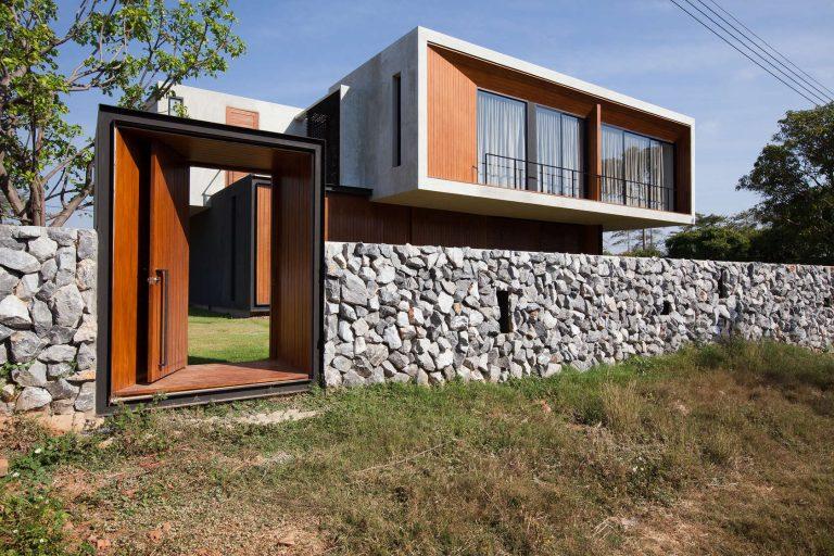 57+ Foto Desain Pagar Rumah Minimalis Dengan Batu Alam Gratis Unduh
