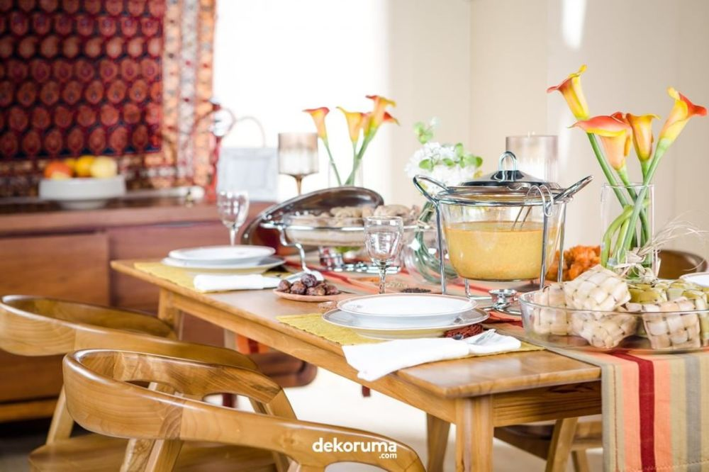Perabotan Ruang Makan Minimalis