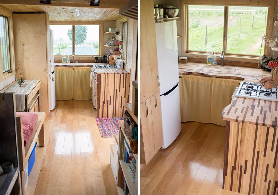 Rumah Mini The Pequod House Interior