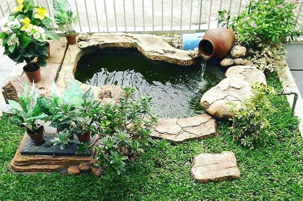8 Desain Taman Minimalis di Lahan Sempit