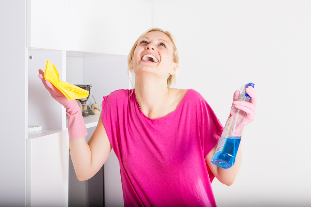 Manfaat Merapikan Rumah