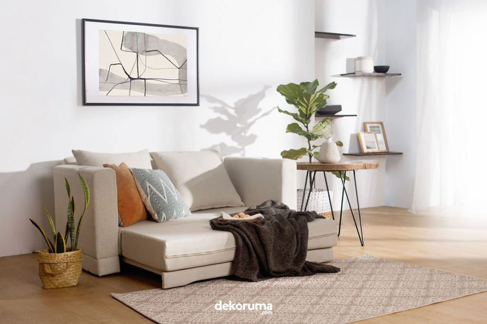 Sofa Bed Furnitur Rumah