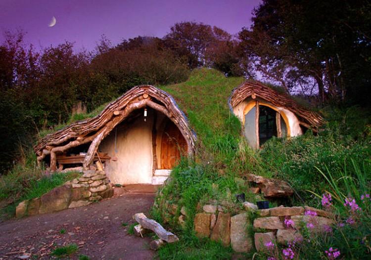 7 Rumah Bawah Tanah Tercanggih di Dunia