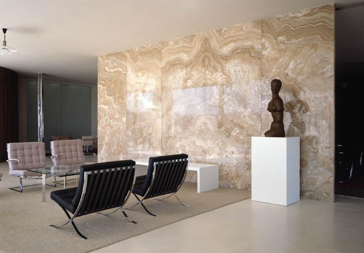 Dinding Batu Alam Onyx