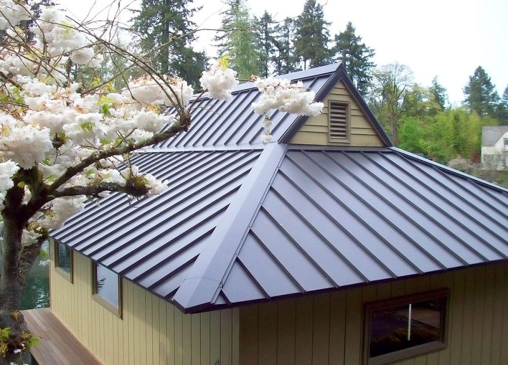 Membangun Rumah Genteng Metal