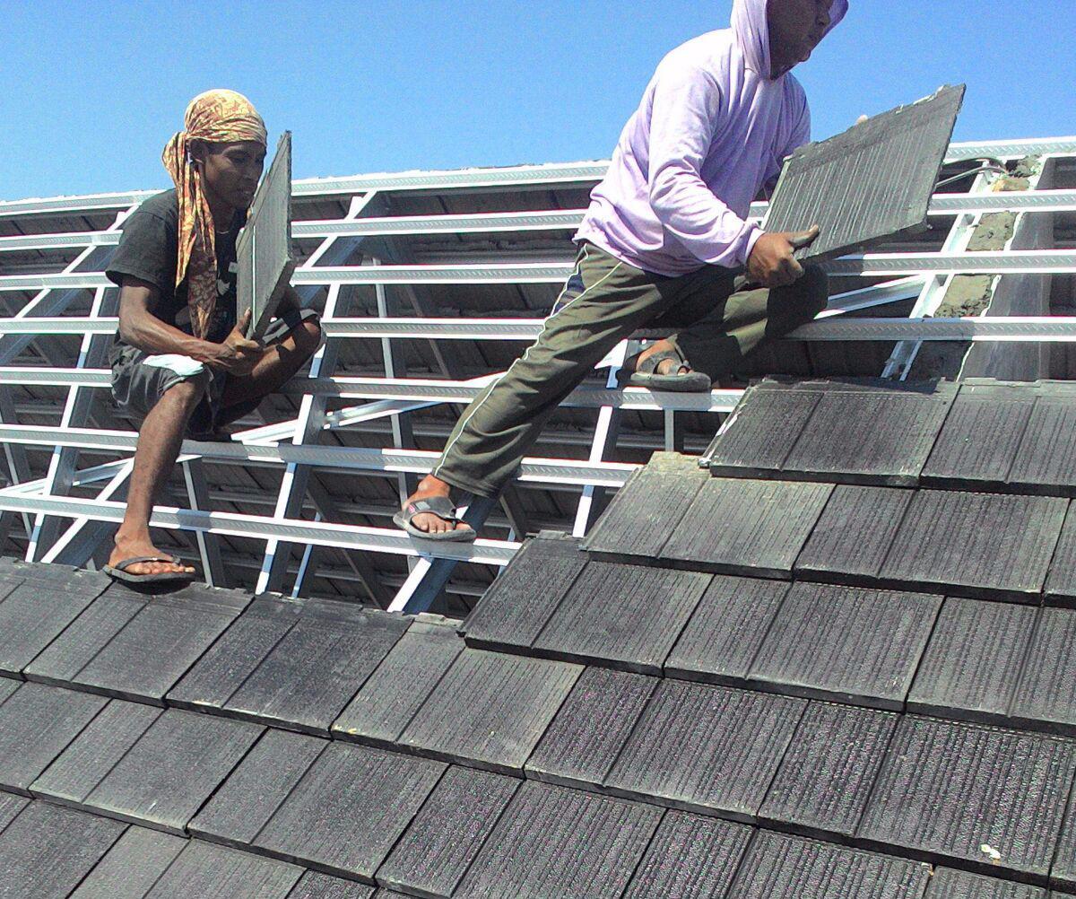 10 Kelebihan Genteng Beton Bikin Rumahmu Aman dari Pencuri