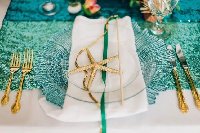 Dekorasi Pernikahan Bertema Nautikal