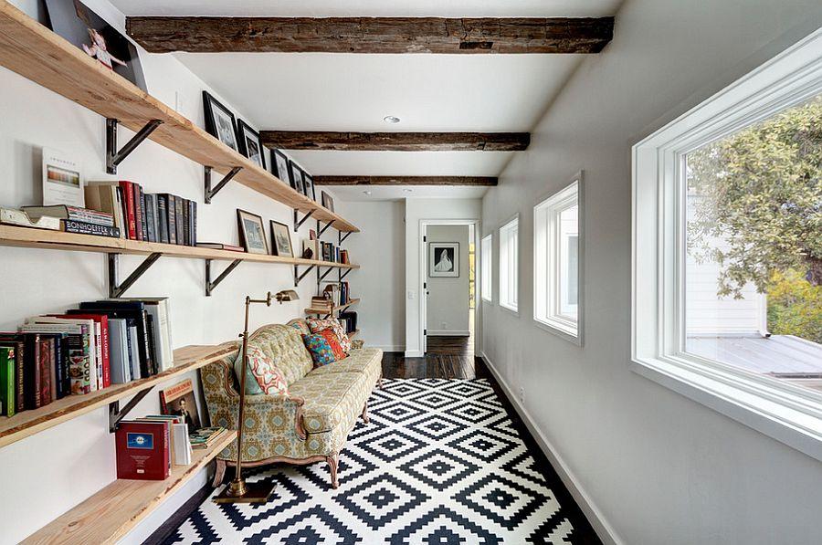 Ruang Baca di Lorong Rumah