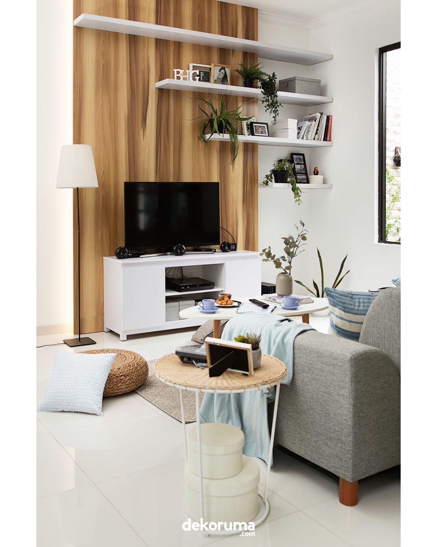 7 Cara Menata Desain Ruang TV yang Sering Kamu Lupakan 602aa5f4ad