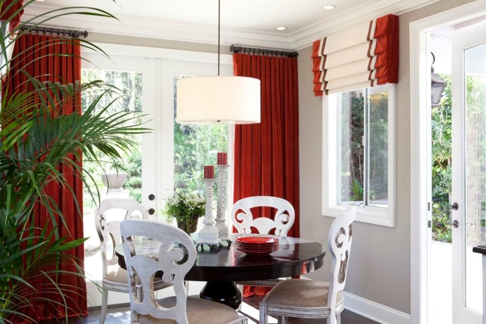 Tirai Jendela Untuk Berbagai Ukuran Jendela