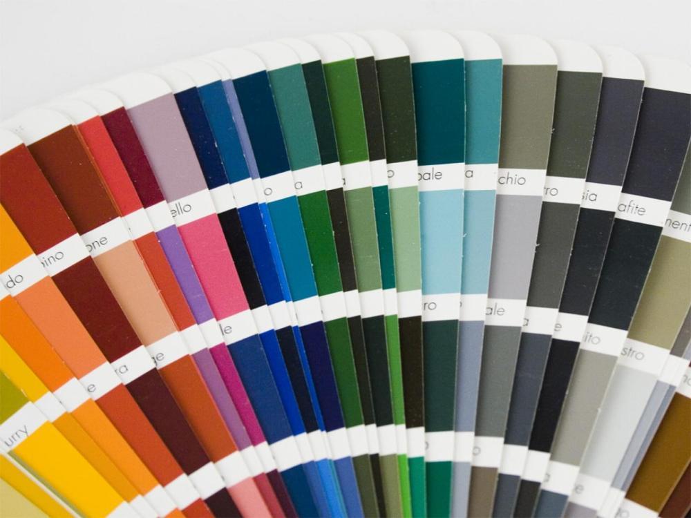 design interior pemilihan warna